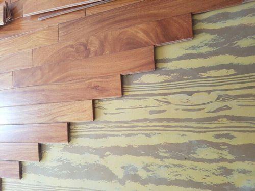Sàn gỗ Gõ Đỏ giá rẻ